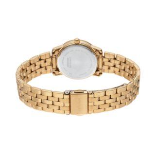 Citizen Women's Crystal Stainless Steel Watch - EU6032-51D