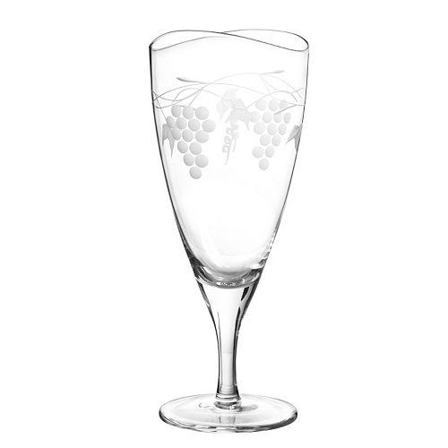 Qualia Glass Orchard 4-pc. Iced Tea Glass Set
