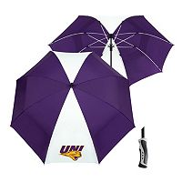 Team Effort Northern Iowa Panthers Windsheer Lite Umbrella