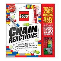 Klutz LEGO Chain Reactions