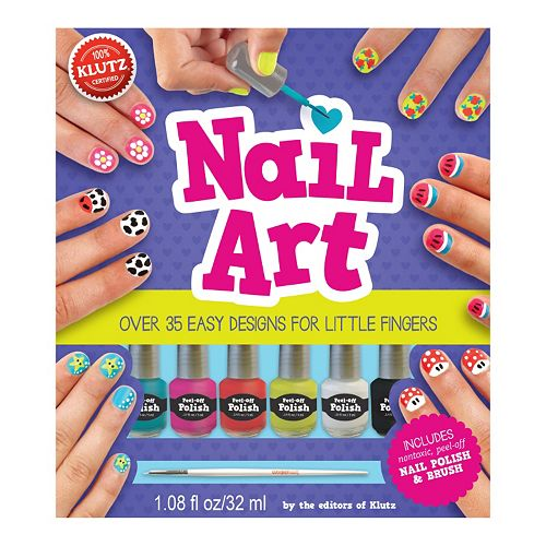 Creativity For Kids Ultimate Nail Studio Kit