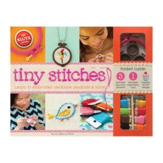 Klutz Tiny Stitches