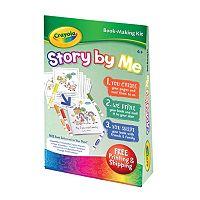 Lulu Jr. Crayola Story By Me