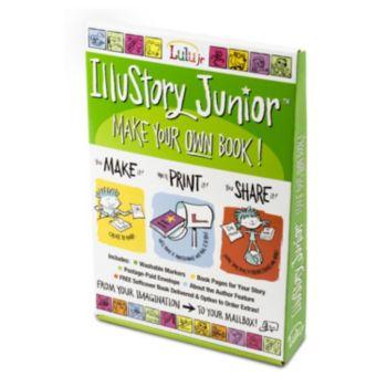 Lulu Jr. Illustory Junior Make Your Own Book!