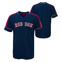 Boys 8-20 Majestic Boston Red Sox Big Win Equals Me Tee