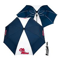 Team Effort Ole Miss Rebels Windsheer Lite Umbrella