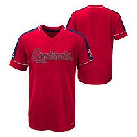 Boys 8-20 Majestic St. Louis Cardinals Big Win Equals Me Tee