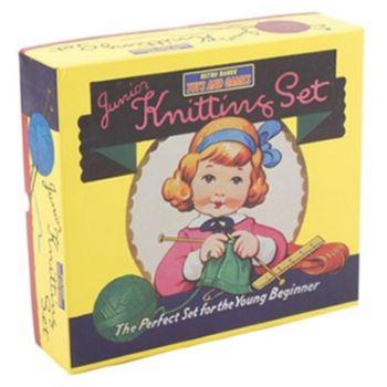 Perisphere & Tylon Junior Knitting Set