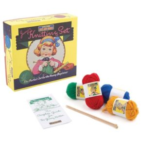 Perisphere & Tylon Junior Knitting Set