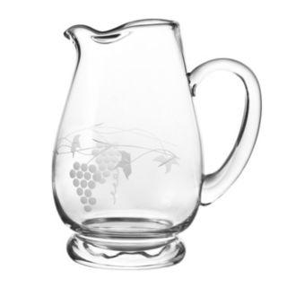 Qualia Glass Orchard 80-oz. Pitcher