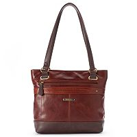Stone & Co. Megan Leather Tote