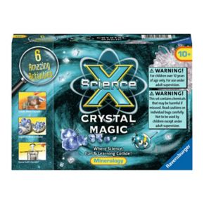 Ravensburger Crystal Magic Science X Mini