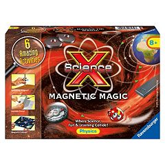 Ravensburger Magnetic Magic Science X Mini