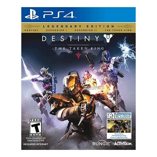 Destiny: The Taken King for PS4
