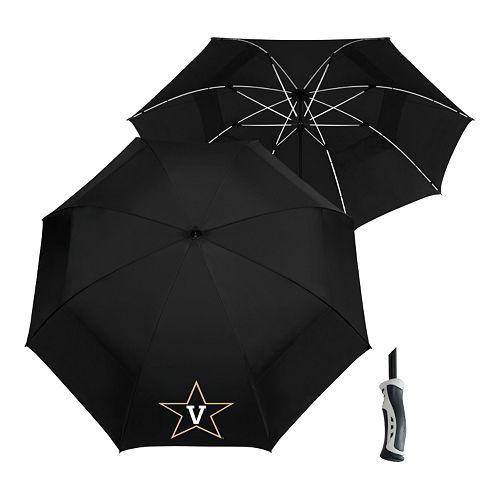 Team Effort Vanderbilt Commodores Windsheer Lite Umbrella