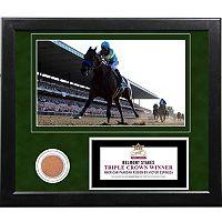 Steiner Sports Victor Espinoza 2015 Belmont Stakes 11