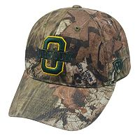 Adult Top of the World Oregon Ducks Resistance Mossy Oak Camouflage Adjustable Cap