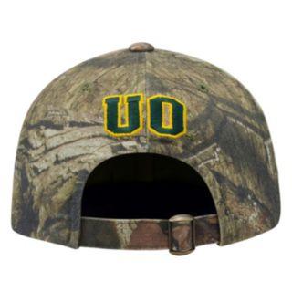 Adult Top of the World Oregon Ducks Resistance Mossy Oak Camouflage Adjustable Cap