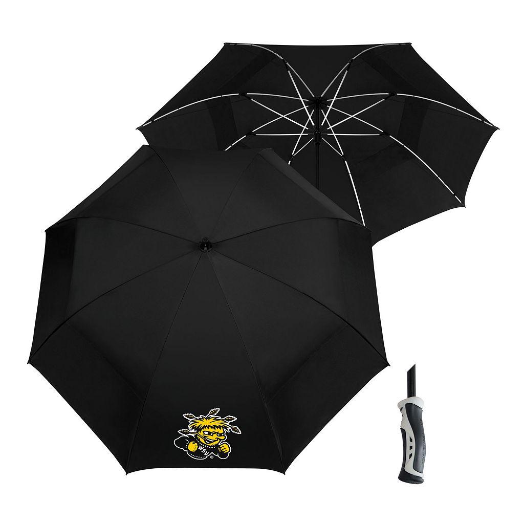 Team Effort Wichita State Shockers Windsheer Lite Umbrella