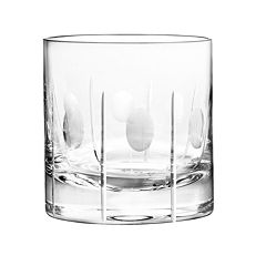 Qualia Glass Gulfstream 4 pc Double Old-Fashioned Glass Set