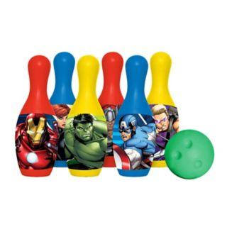 Marvel Avengers Assemble Bowling Set