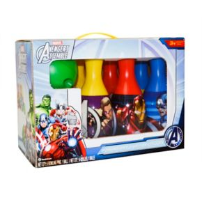 Marvel Avengers Assemble Bowling Set