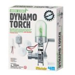 4M Green Science Dynamo Torch