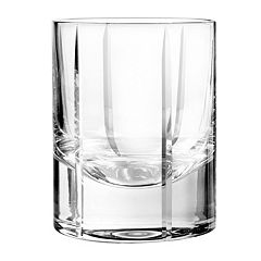 Qualia Glass Trend 4 pc Double Old-Fashioned Glass Set