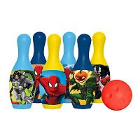 Marvel Ultimate Spiderman Bowling Set