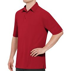 Men's Red Kap Performance Knit Flex Series Pro Polo