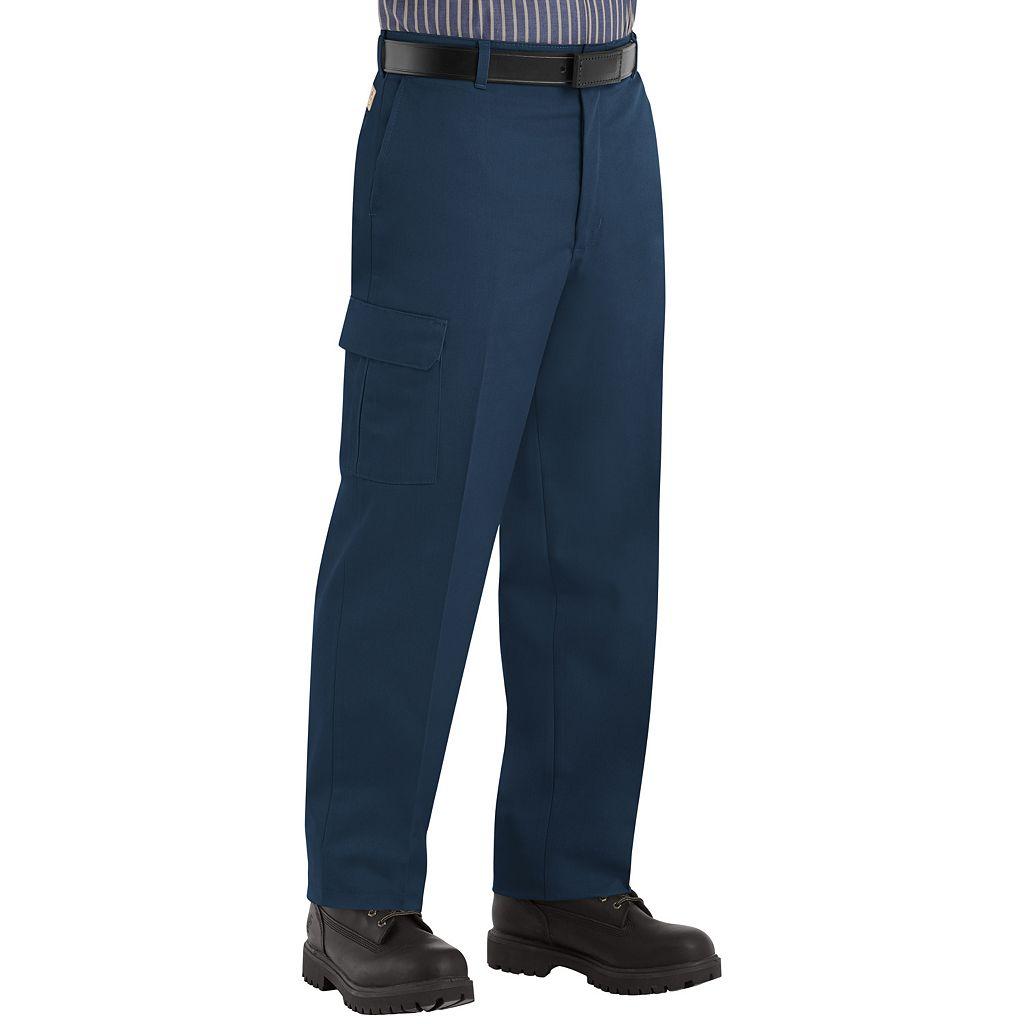 Men's Red Kap Cargo Industrial Pants