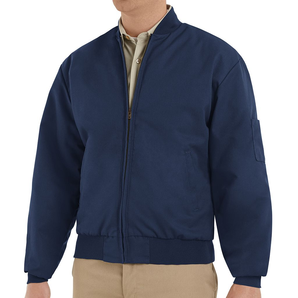 Men's Red Kap Solid Team Jacket