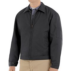 Men's Red Kap Slash Pocket Quilt-Lined Jacket