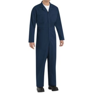 Men's Red Kap Twill Action Back Coverall