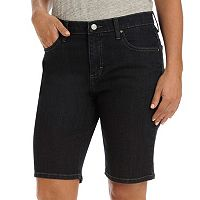 Women's Lee Kathy Relaxed Bermuda Jean Shorts