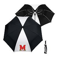 Team Effort Maryland Terrapins Windsheer Lite Umbrella