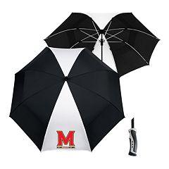 Team Effort Maryland Terrapins Windsheer Lite Umbrella