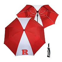 Team Effort Rutgers Scarlet Knights Windsheer Lite Umbrella