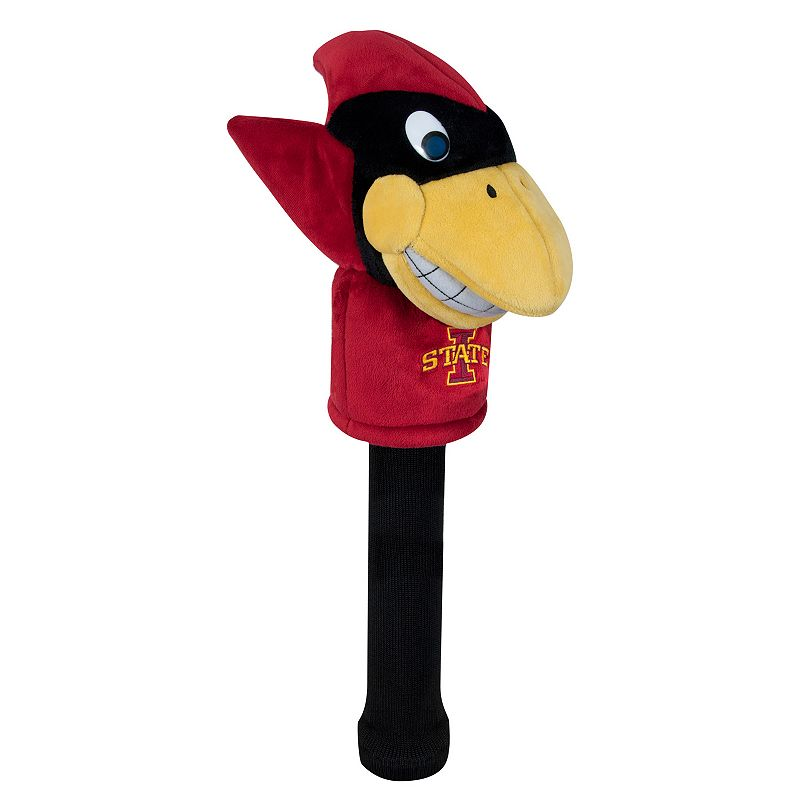 Team Effort NCAA Mascot Golf Headcover- Iowa State Cyclones
