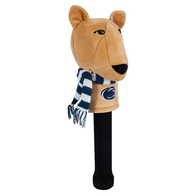 Team Effort NCAA Shaft Gripper Mascot Golf Headcover- Penn State Nittany Lions