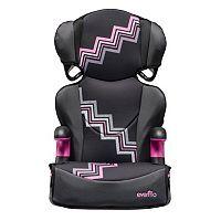 Evenflo Big Kid Sport Mia 2-in-1 Booster Car Seat