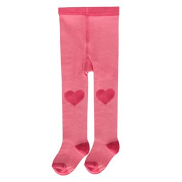 Baby / Toddler Girl Carter's Heart Knee Tights