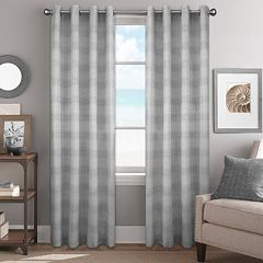 Colordrift River Rock Window Curtain