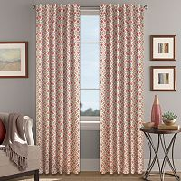 Colordrift Inner Circle Blackout Curtain