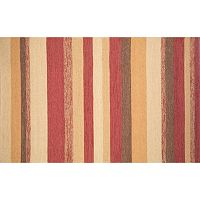 Trans Ocean Imports Liora Manne Ravella Striped Indoor Outdoor Rug