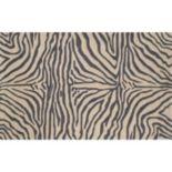 Trans Ocean Imports Liora Manne Ravella Zebra Print Indoor Outdoor Rug
