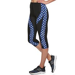 Women's CW-X PerformX COOLMAX Capri Running Tights
