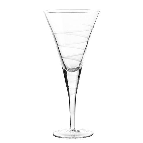 Qualia Glass Vortex 4-pc. Goblet Set
