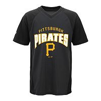 Boys 8-20 Majestic Pittsburgh Pirates Bottom of the 9th Synthetic Tee