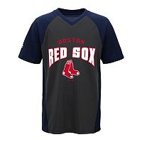 Boys 8-20 Majestic Boston Red Sox Bottom of the 9th Synthetic Tee